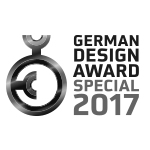 Logo GERMAN DESIGN AWARD SPECIAL 2017