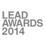 Logo LEAD AWARDS 2014